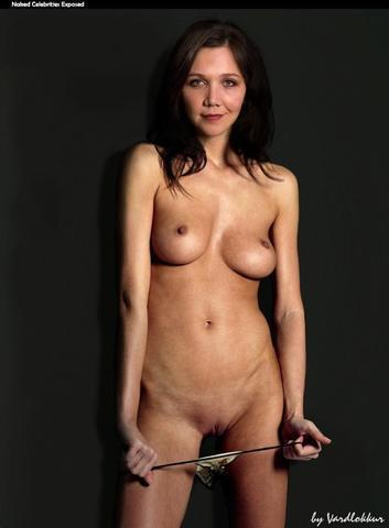 Maggie Gyllenhaal topless picture