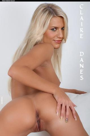 Claire Danes nude photoshoot