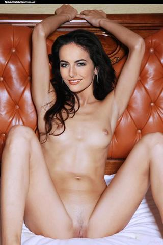 Camilla Belle nude photography