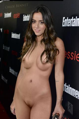 models Chloe Bennet 23 years nudity image home