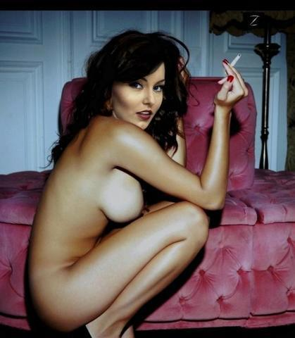 Retro nude celebrities