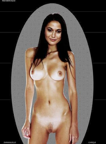Emmanuelle Chriqui nude photography