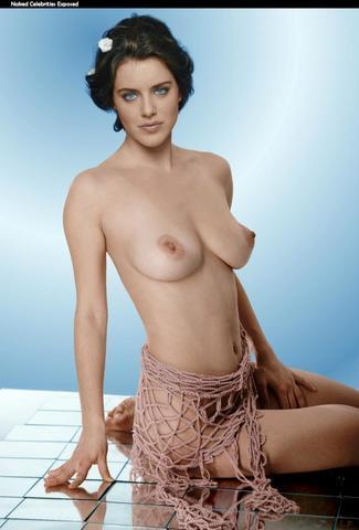 Naked Michelle Ryan snapshot