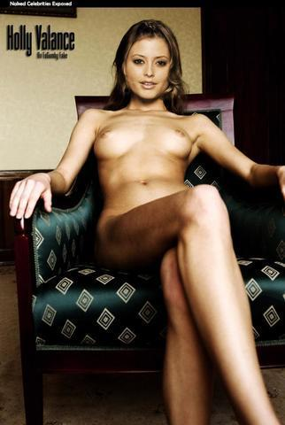 Holly Valance topless photo
