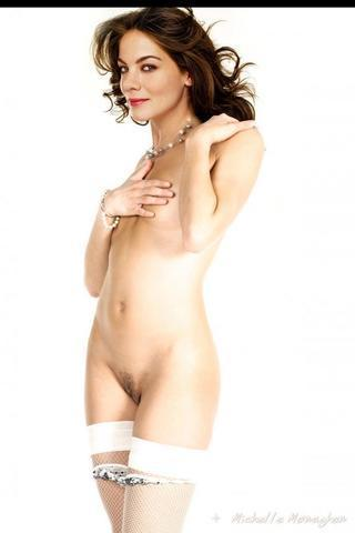 Michelle Monaghan topless picture