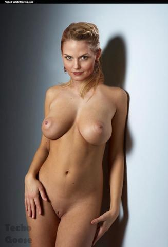 Hot picture Jennifer Morrison tits