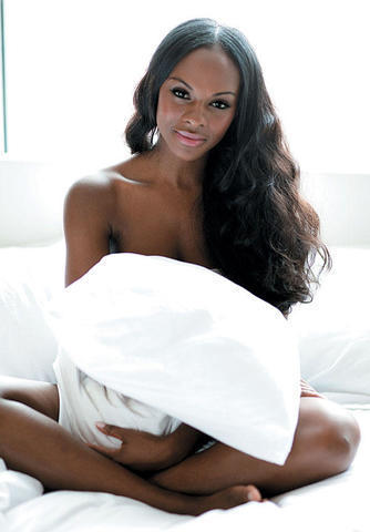 celebritie Tika Sumpter 20 years spicy foto beach