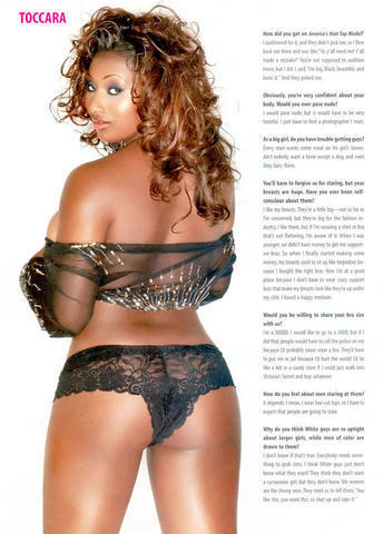 Toccara jones nude leaked