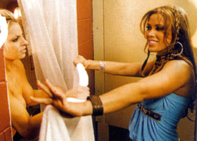 Wwe Trish Naked 101