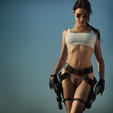 Sexy Laura Croft photos HD