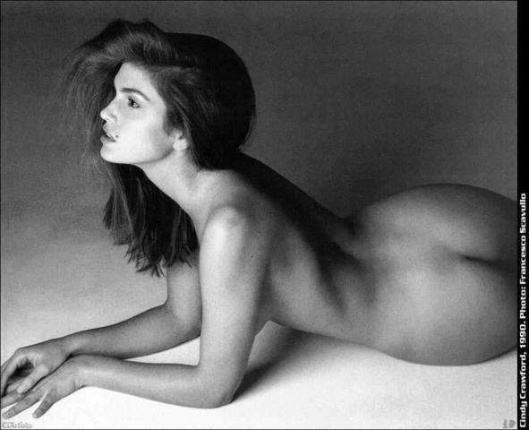 Sexy Cindy Crawford snapshot HQ