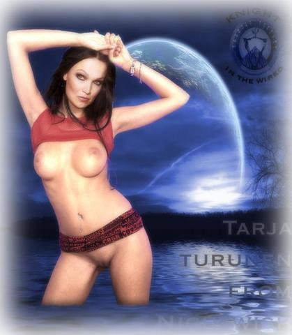 models Tarja Turunen 24 years natural snapshot home