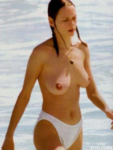 models Agnes Olech 22 years Without clothing snapshot beach