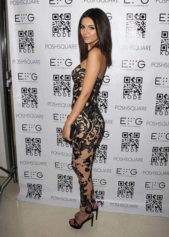 actress Victoria Justice 22 years naked image beach