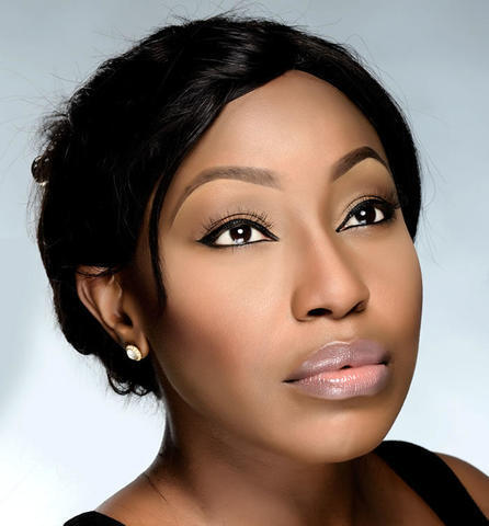 actress Rita Dominic 24 years hot photo in public