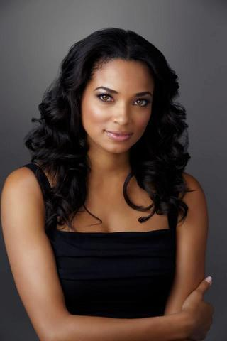 models Rochelle Aytes 23 years prurient image beach