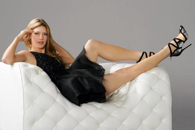 actress Jes Macallan 24 years in one's birthday suit image beach