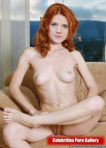 Rose Leslie topless pics